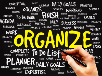 Keeping Your Home Business Organized And Running Smoothly